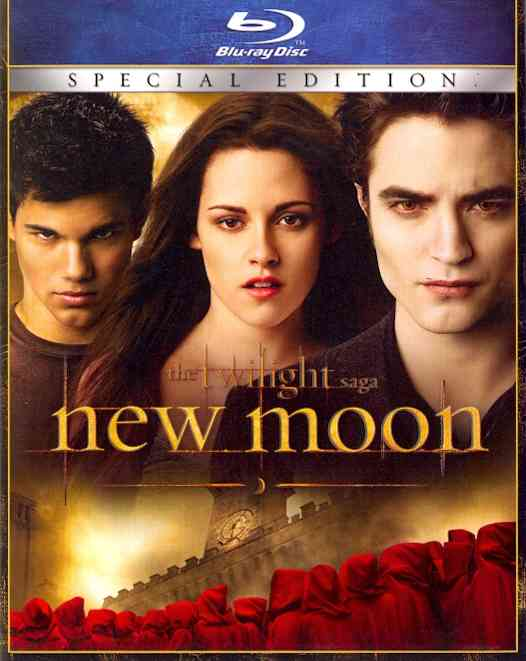 TWILIGHT SAGA:NEW MOON (SE) BY TWILIGHT (Blu-Ray)